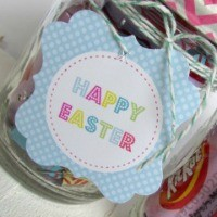 FFs The Girl Creative Easter