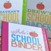 FFs Thirty Handmade Days Back to School