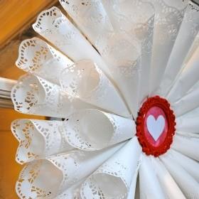 Hearts & Doilies Bridal Shower