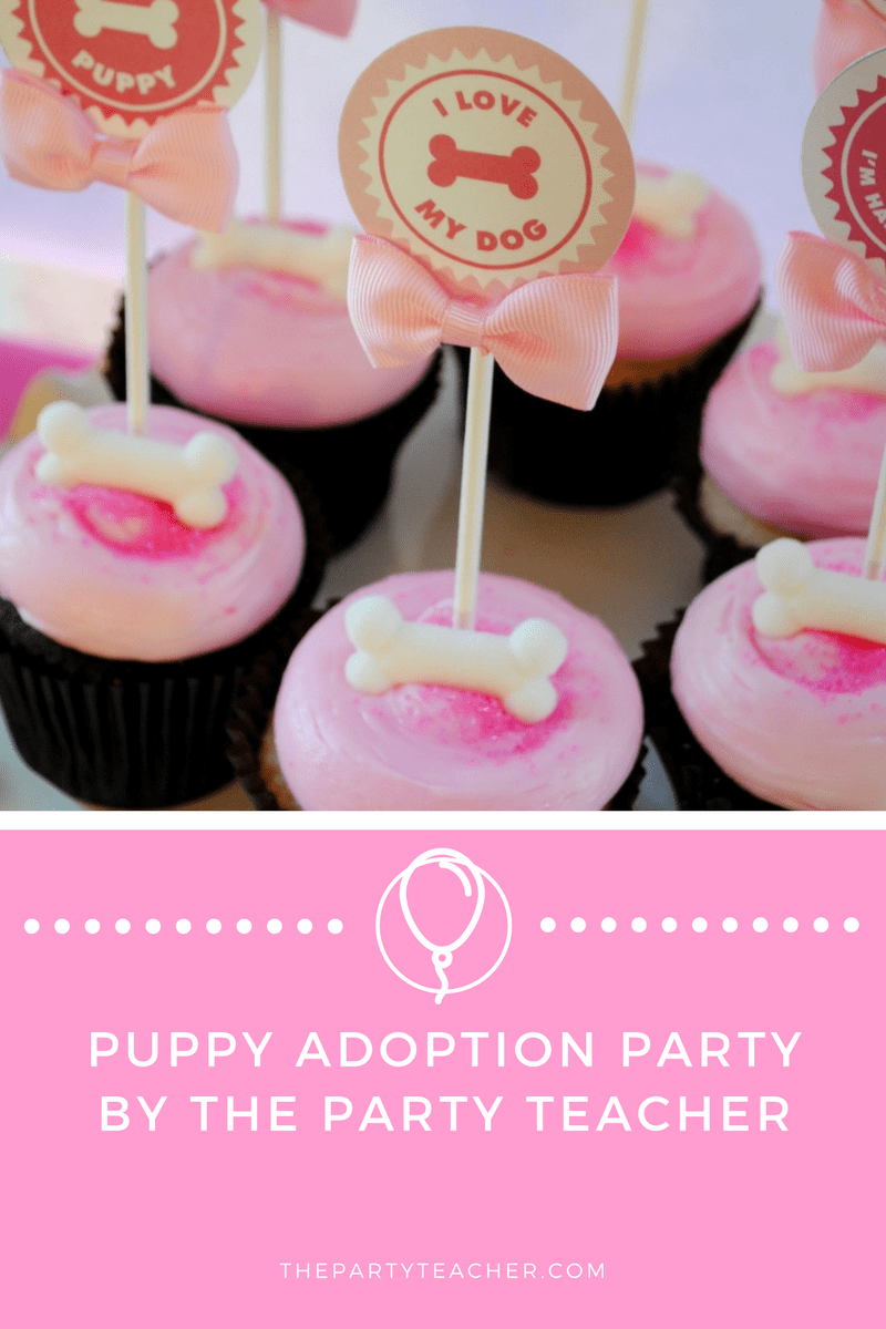 Puppy Adoption Party