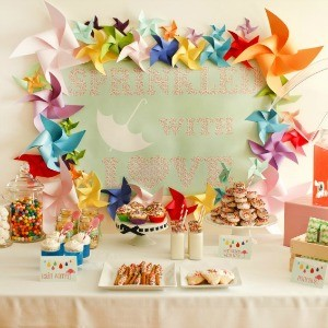 Guest Party: Sprinkled With Love Baby Shower