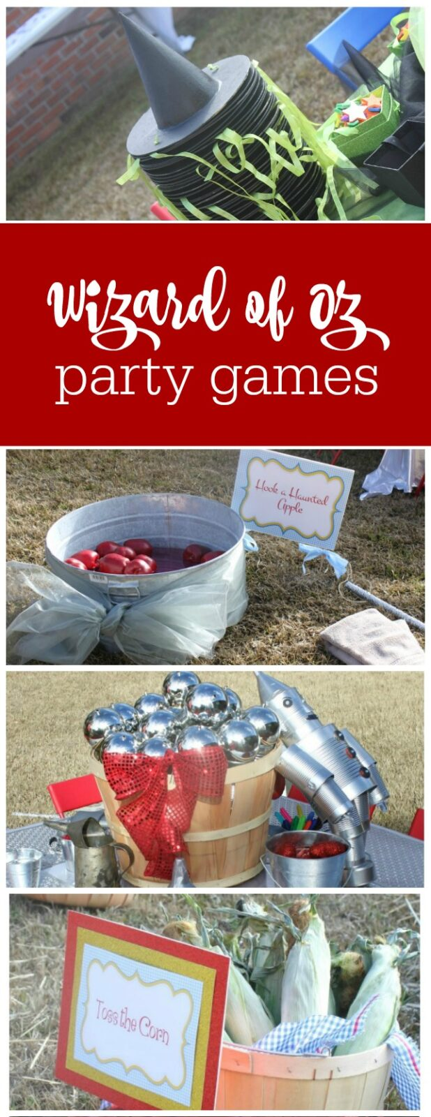 Tons of great Wizard of Oz party games for girls and boys  The Party Teacher