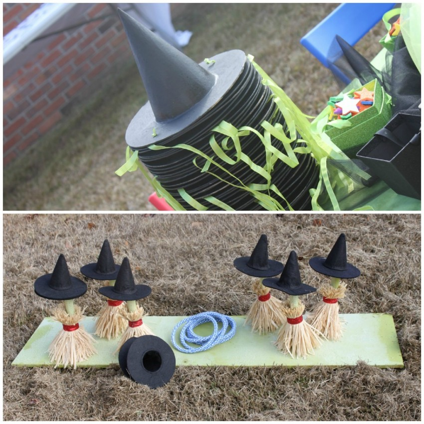 Witch Activity Collage
