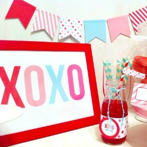 Guest Party: XOXO Valentine's Day Party