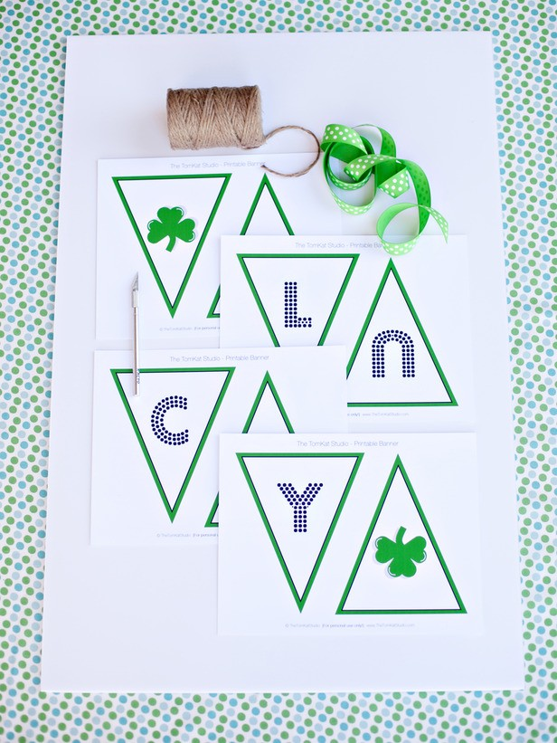 FF The TomKat Studio St. Patrick's Day