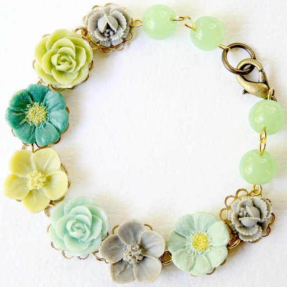 Morning Garden Bracelet Nest Pretty Things
