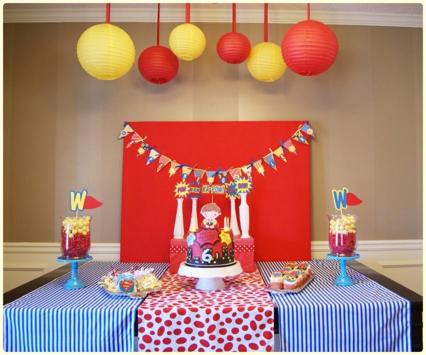 sgs dessert table