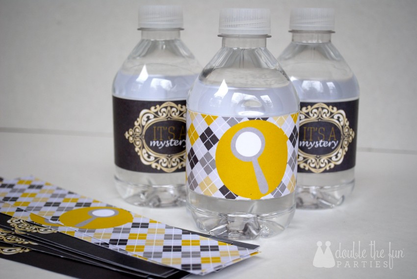 How to Wrap Bottles by The Party Teacher