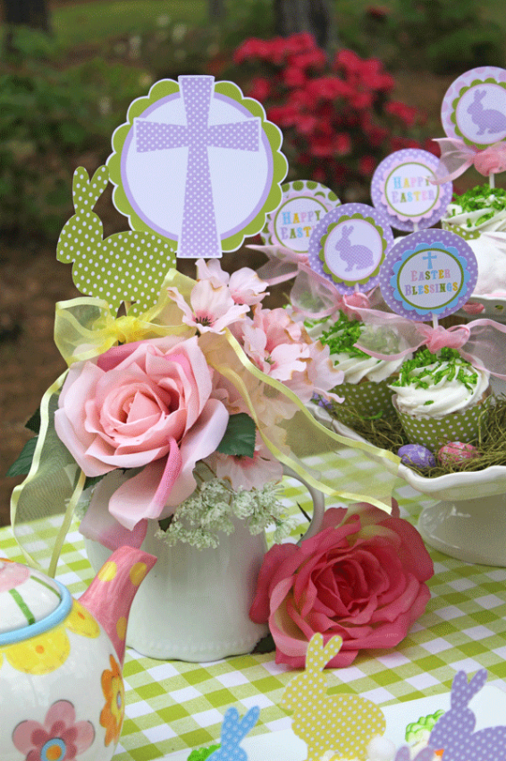 FF Amanda's Parties To Go Easter