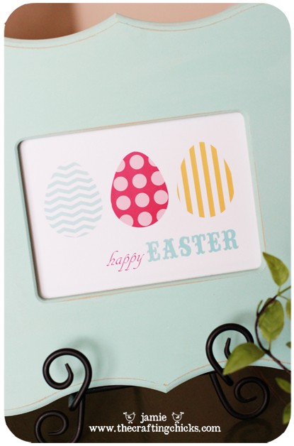 FF The Crafting Chicks Easter