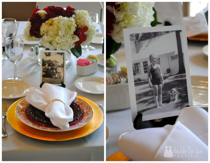 70 60 Placesetting Collage