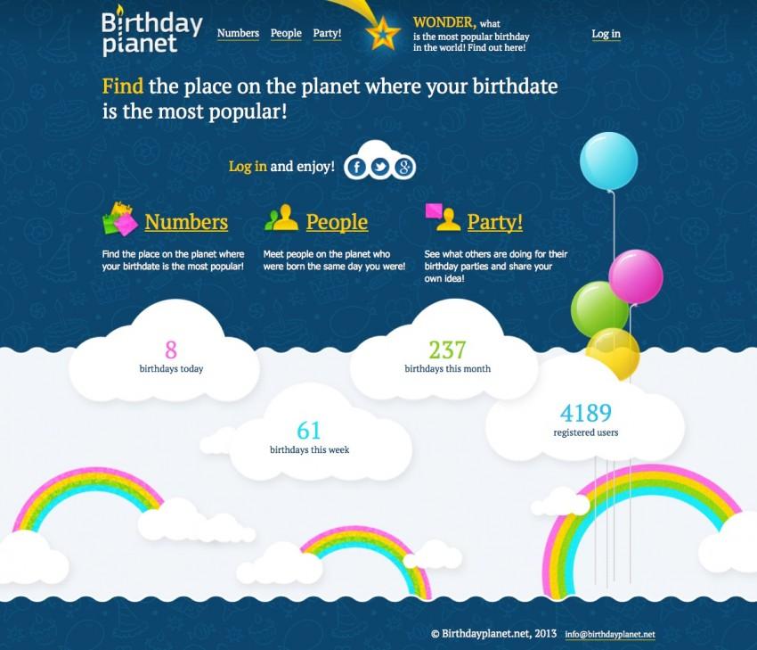 BirthdayPlanet