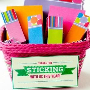 Freebie Friday: Teacher Appreciation Gift Tags