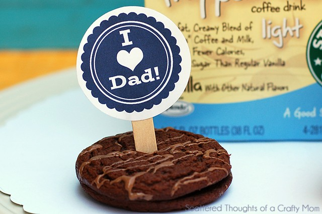FF Scattered Thoughts of a Crafty Mom father's day