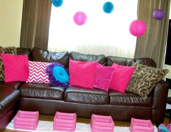 MH Spa Party Pedicure area-2