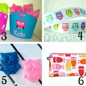 Whoo Needs Owl Party Favors?