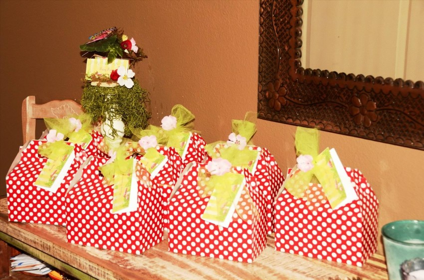 Woodland fairy birthday party by Ritzy Parties featured on The Party Teacher - party favors