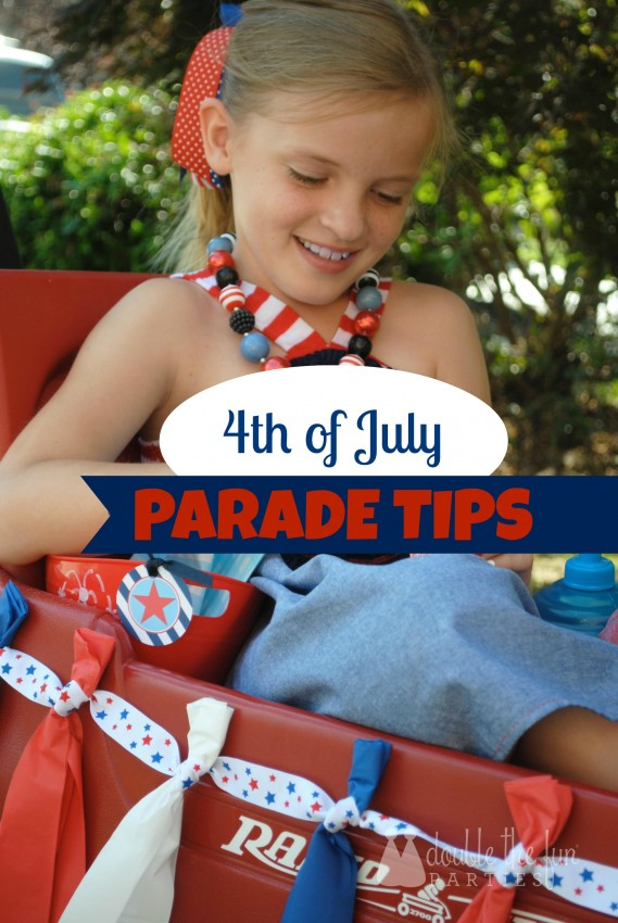 DFP 4th of July Parade Tips