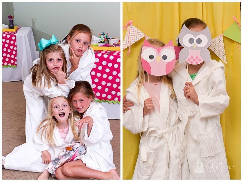 DFP Night Owl Party activities
