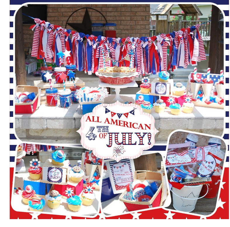 FF Whimsically Detailed July 4