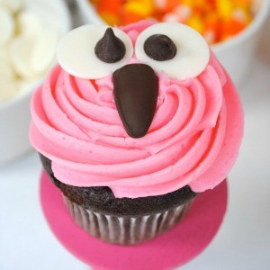 Tutorial: How to Make Owl Cupcakes