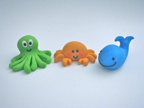 Edible Details Sea Life Toppers