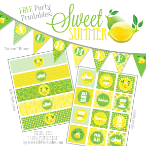 FF lemonade LDS Printables