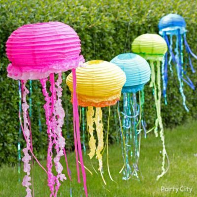 Jellyfish tutorial by Party City