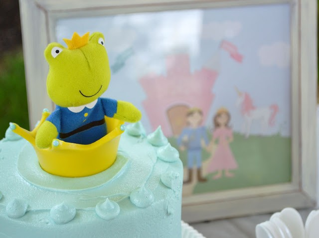SBD prince-cake