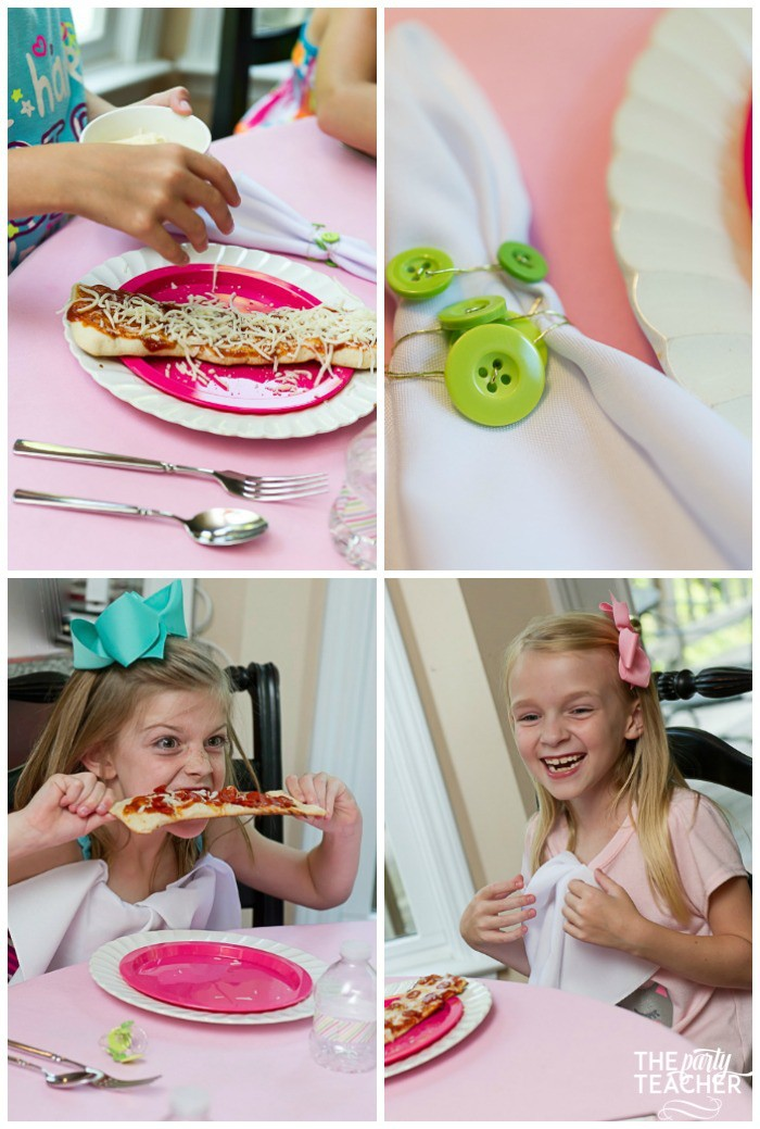 Night Owl Sleepover - make your own pizza by The Party Teacher
