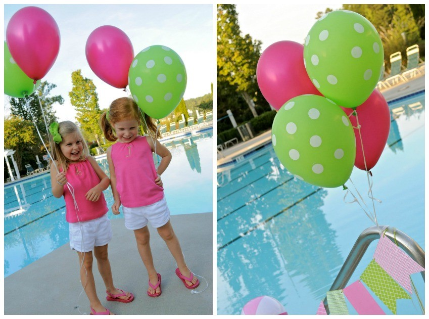 Preppy Sea Turtle Balloons