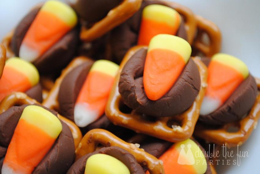 Candy Corn Pretzel Hugs by The Party Teacher-12