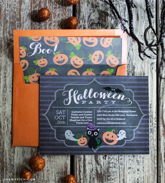FF Lia Griffith Halloween