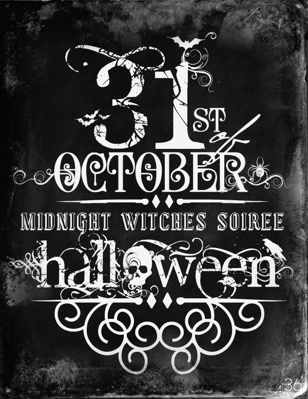 FF The 36th Avenue Halloween