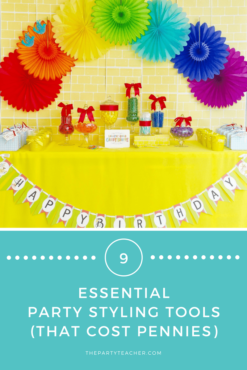 Party Styling Tools