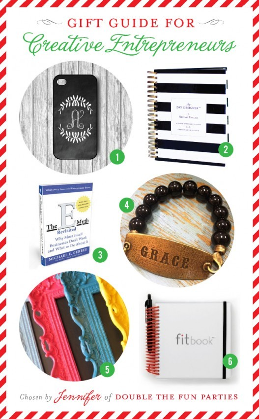 Visit Me on Chickabug Today! {Gift Guide for Entrepreneurs}