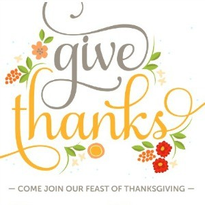 Freebie Friday: 9 Free Thanksgiving Printables