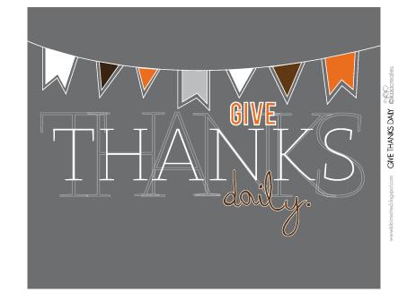 FF Kiki Creates Thanksgiving