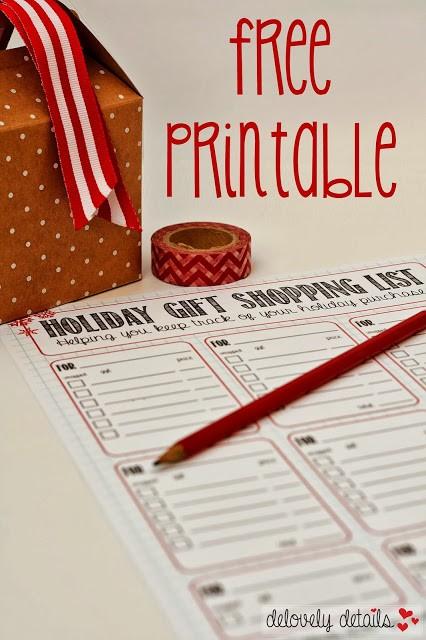 FF Christmas Planner Delovely Details
