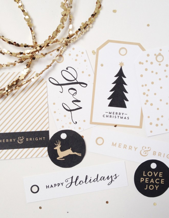 FF Christmas Tags Creative Index