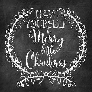 Christmas Freebies: Free Printable Christmas Wall Art