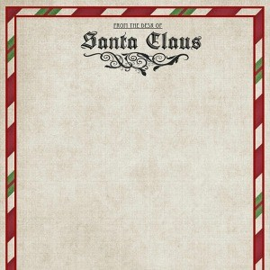 photo regarding Printable Letters From Santa identified as Xmas Freebies: Letters In opposition to Santa Printables