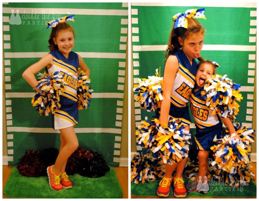 DFP Cheer Party Photo Booth WM