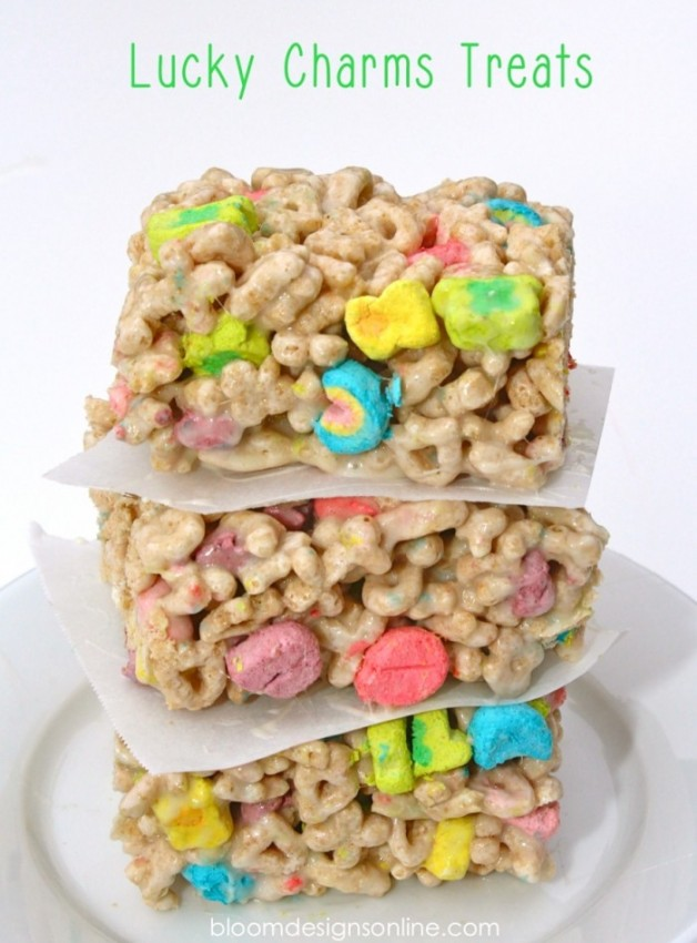 Bloom Online Lucky Charms Treats