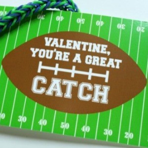 Freebie Friday: Free Valentine's Day Printables for BOYS