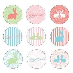 Freebie Friday: 19 Free Easter Printables