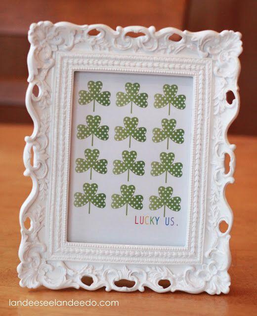 FF LandeeLu St. Patrick's Day
