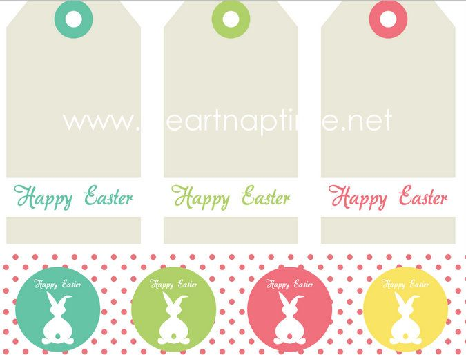 Freebie friday 19 free easter printables ff nifty thrifty things negle Images