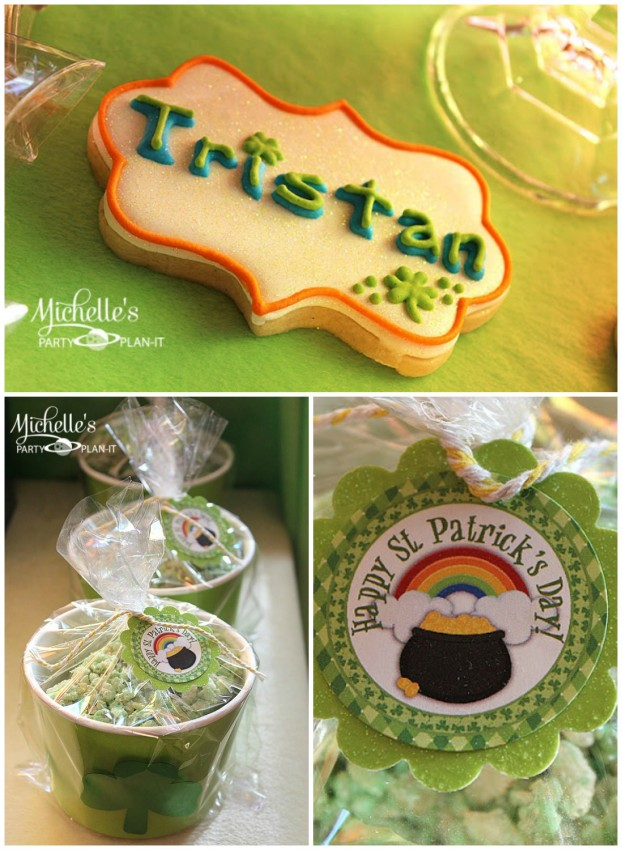 MPP St. Patrick's Day Cookies Treats Collage