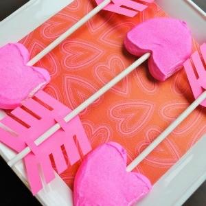 Tutorial: Easy Peep-sy Valentine's Day Classroom Treat